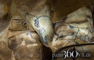 Venus von Pont d'Arc verschmilzt weiblichen Unterleib mit dem Oberkörer eines Stiers